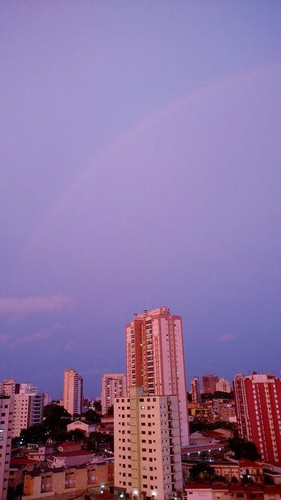 Rainbow🌈 City Building Exterior Sao Paulo - Brazil