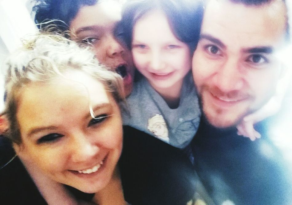 Another version of the fam picture Hanging Out Taking Photos Hello World Relaxing Enjoying Life Cheese!
