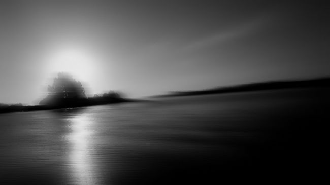 The Beginning Minimal Landscape Morning Sun Brand New Day Picking Up The Pieces Black And White Photography Monochrome Pivotal Ideas
