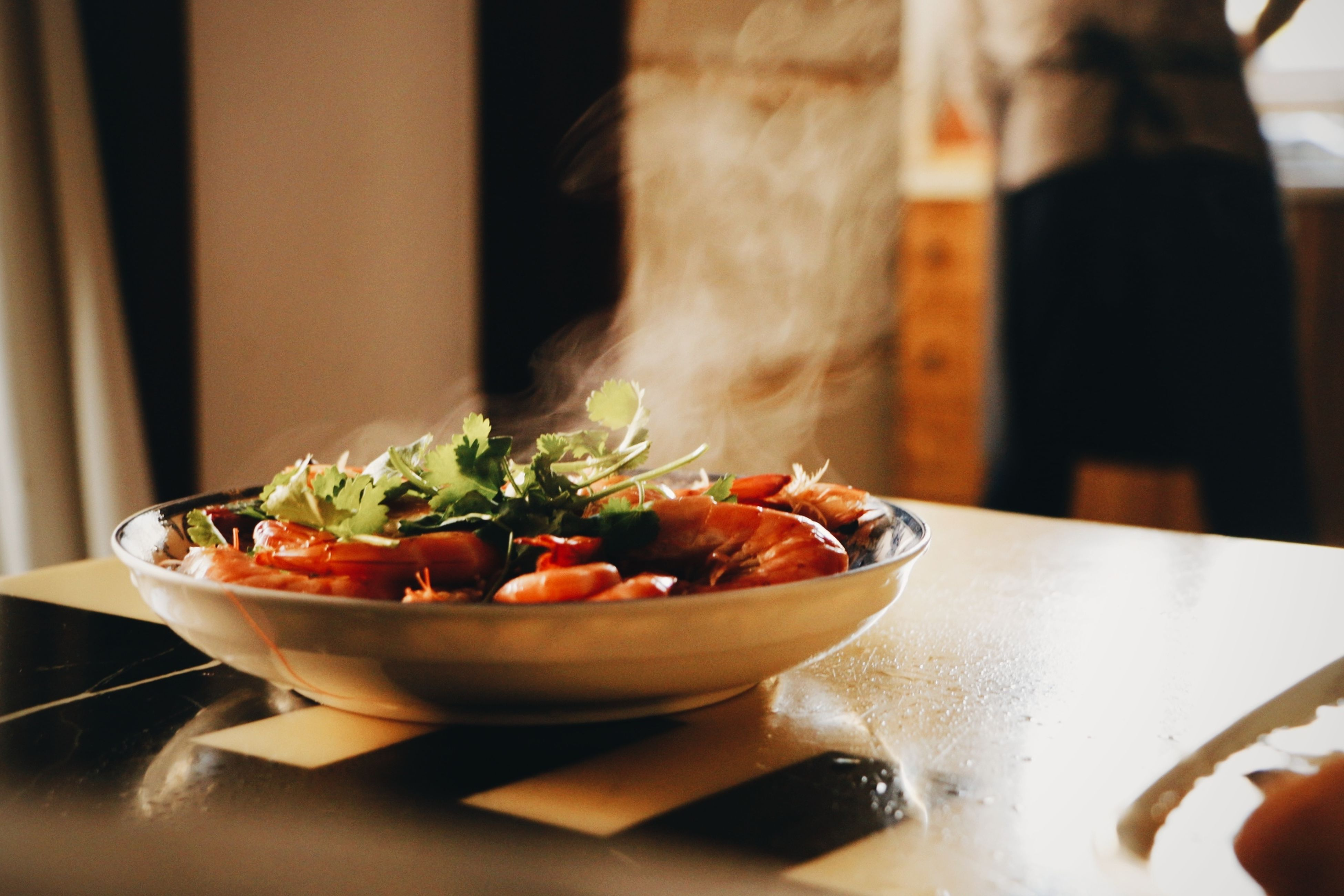 food, healthy eating, freshness, food and drink, vegetable, red, close-up, bowl, no people, indoors, ready-to-eat, table, day