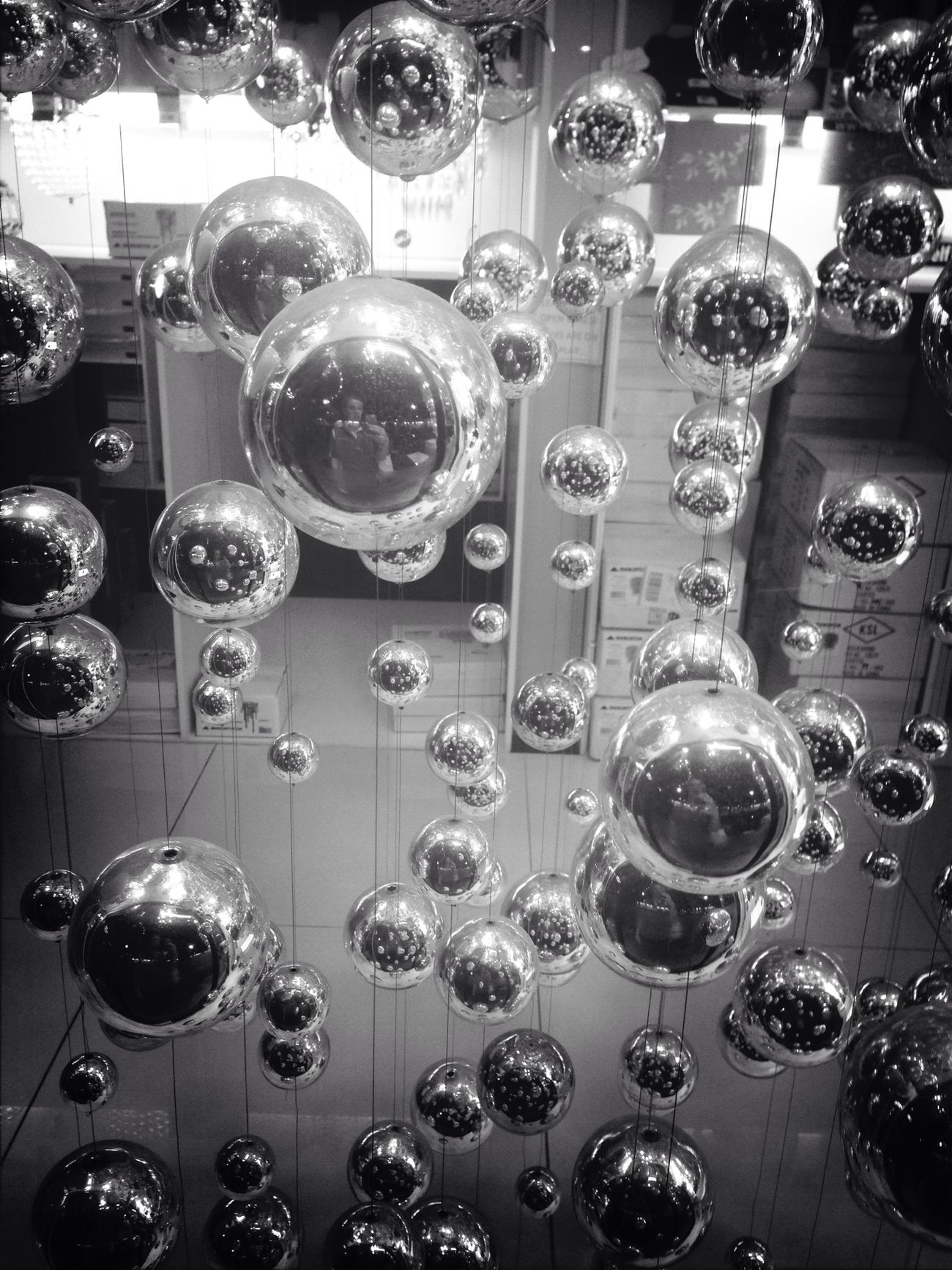 Afterdark Closing Time Mirror Mirrorballs