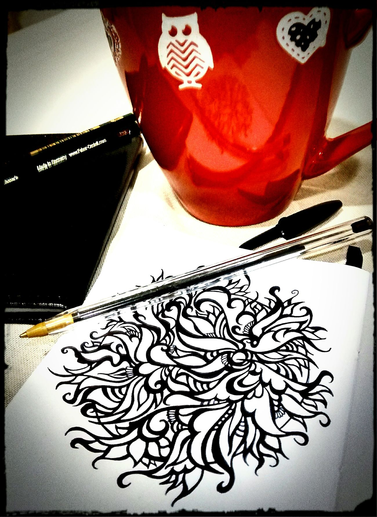 RelaxTime Relaxing Mydraw My Creativity Quiet Moments Details From My Point Of View Seeking Inspiration