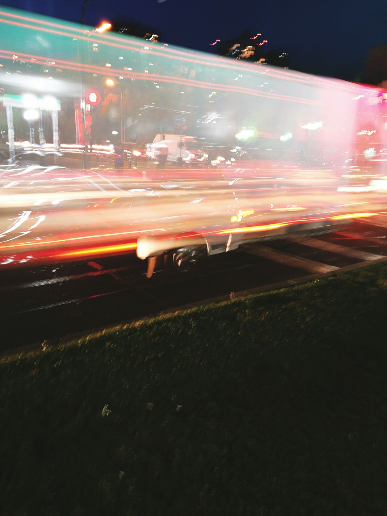 Night Illuminated Lighting Equipment Speed Light Trail Car City Motion Outdoors No People Grass Sky Sports Race Architecture Motorsport Street City Life City Road Mobile Photography Huaweiphotography Huawei P9. Sports Photography Travel Nightphotography