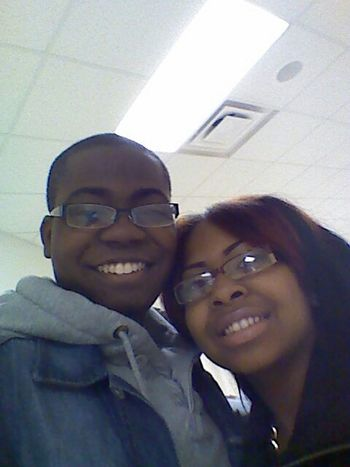 Me and Taniya cute selves with our glasses