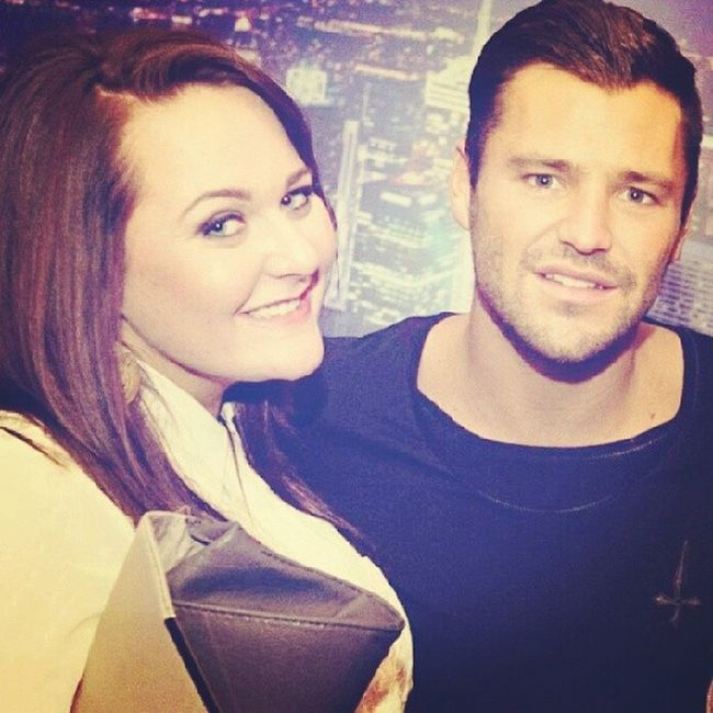 Throwback to when Michelle Keegan wasn't about... TBT  Throwback Markwright Towie cute michellewho helovesme