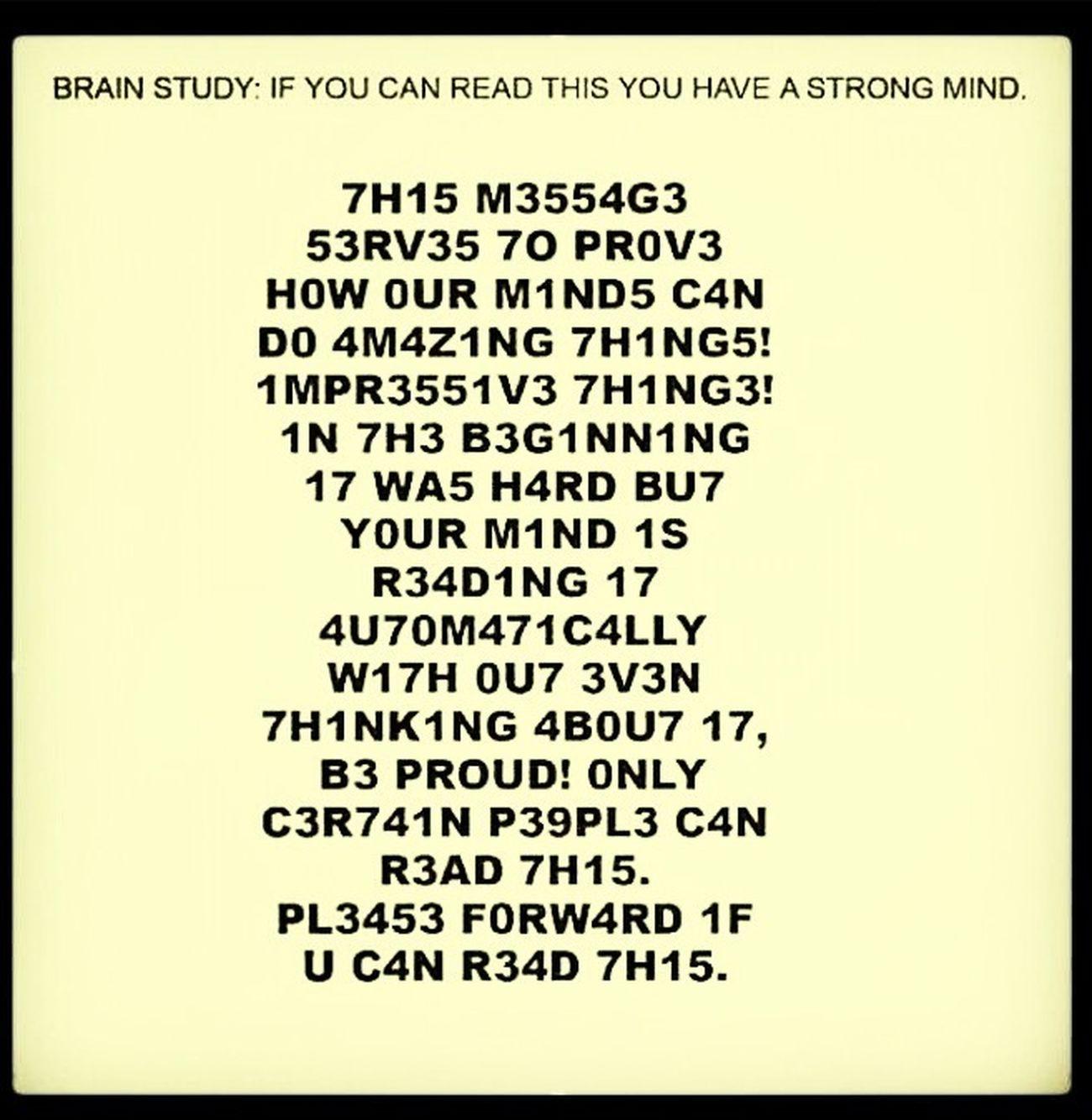 I Read It