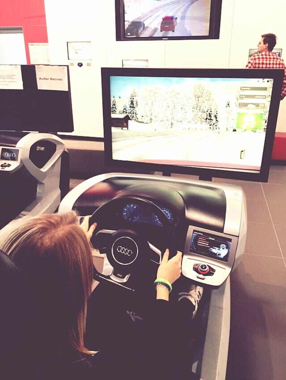 🚗 Audi Audilove