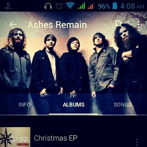 Discography Ashes_remain New_fav Happy Worthy Volume_up Headphone Late Night Insomniac Late Night Almost_morning