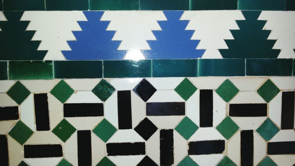 Pattern Multi Colored Arabic Style No People Backgrounds Indoors  Chess Board Art And Craft Andulucia EyeEmNewHere Sevilla SPAIN History Mosaic Art Textile Old-fashioned Checked Pattern North Africa Marocco Cultures Alcazar ArtWork Architecture City Texture Textures And Surfaces