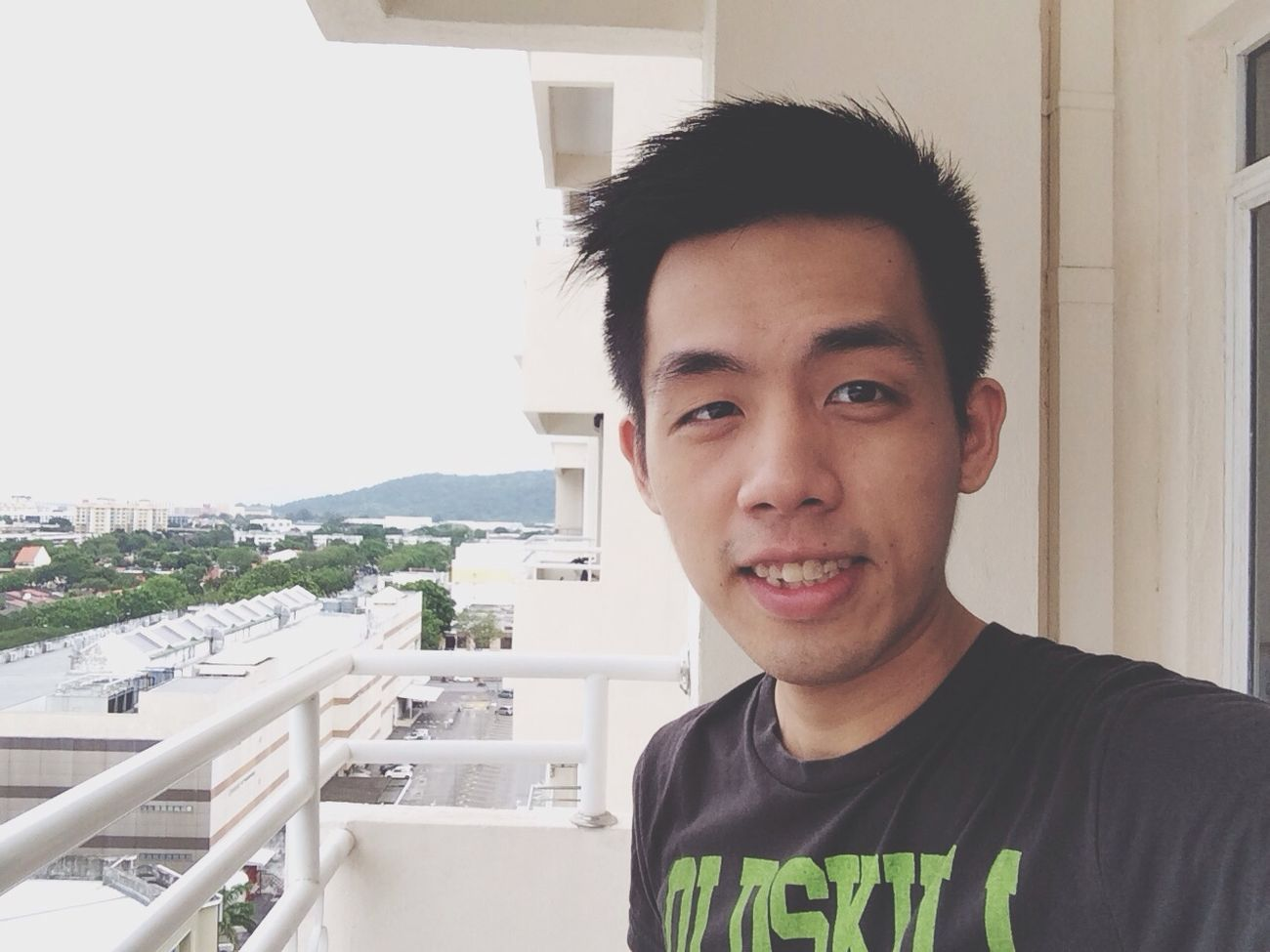 let me take a Selfie ! Penang POTD Portrait
