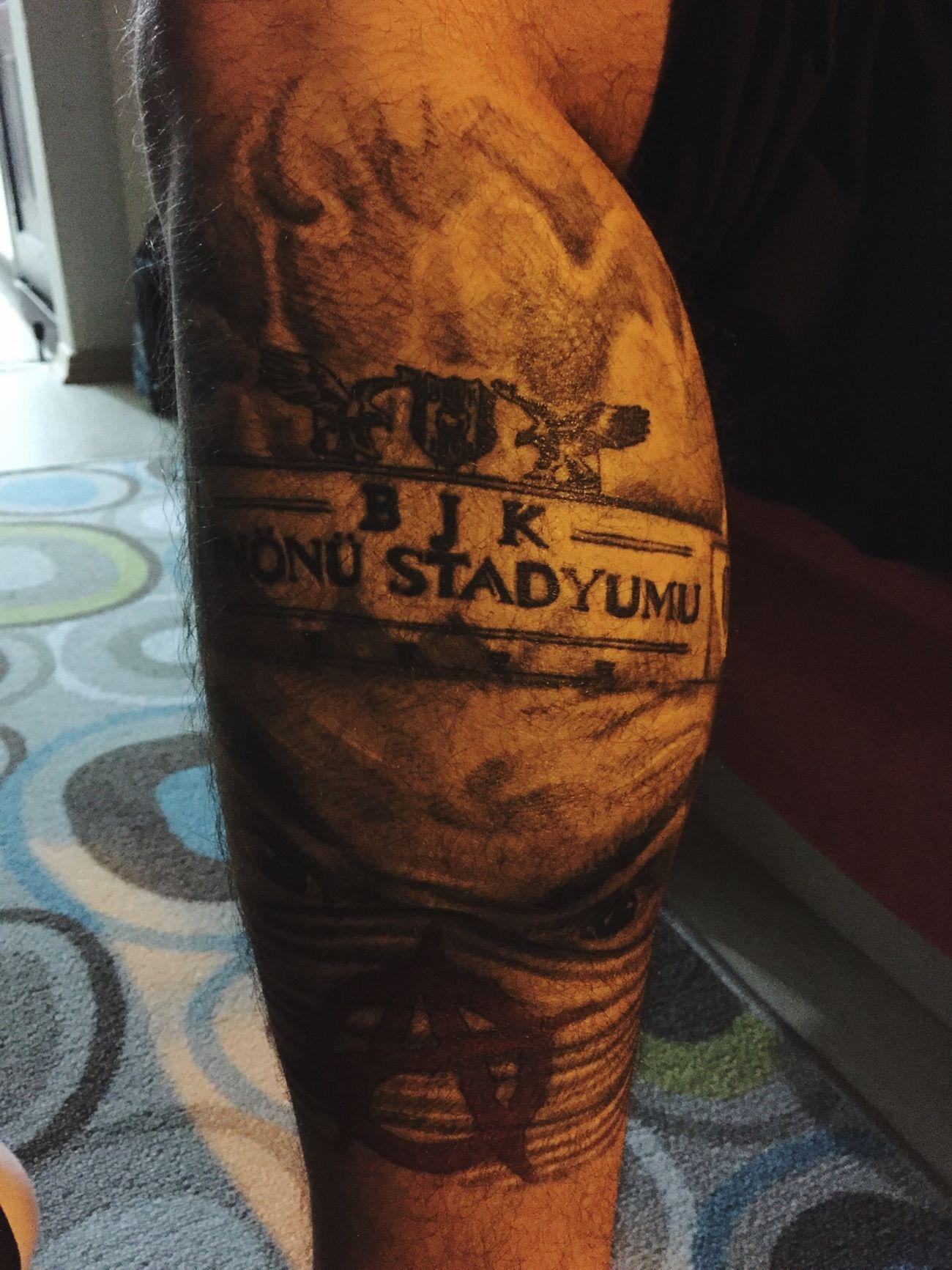 Besiktas Beşiktaş ❤ Inönüstadyumu Love Hello World Tattoo Ultras çarsı Beşiktaşk Sisli