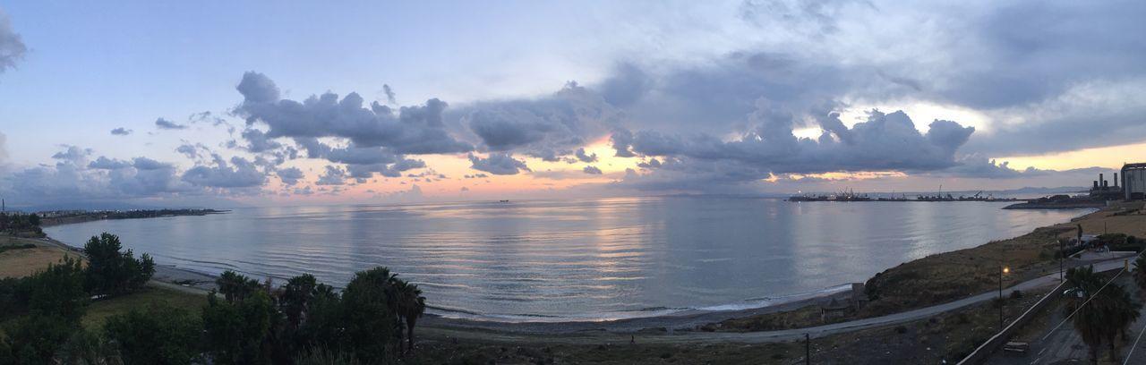 Panorama Payas Hatay  Sunrise Mediterranean