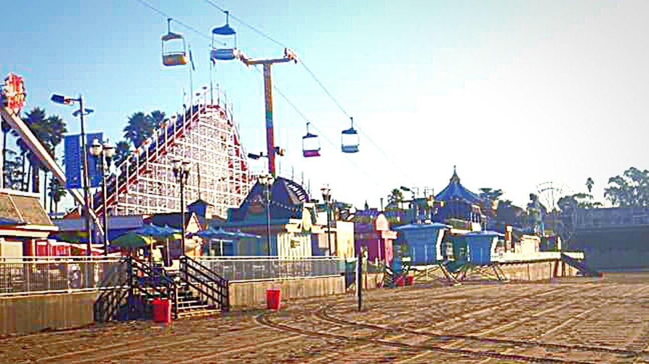 The Essence Of Summer The Essence Of Summer- 2016 EyeEm Awards Santa Cruz Santa Cruz Beach Boardwalk Santa Cruz California Amusement Park Rides Sand And Beach