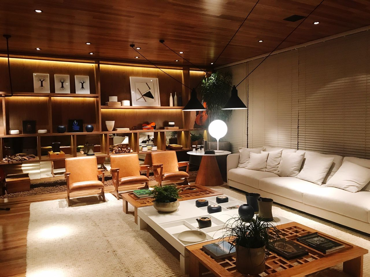 Luxury Home Showcase Interior Indoors  Home Interior Table Domestic Room Sofa Illuminated No People Chair Modern Luxury Hotel Living Room Furniture Architecture Day