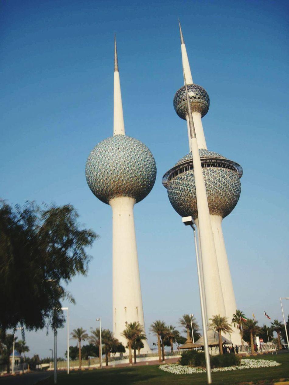 Kuwait Towers Kuwait Kuwait City