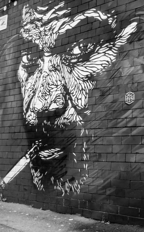 PaintingArt Art Is Everywhere ArtWork City City Life Close-up Face Street Streetart Graffiti Art