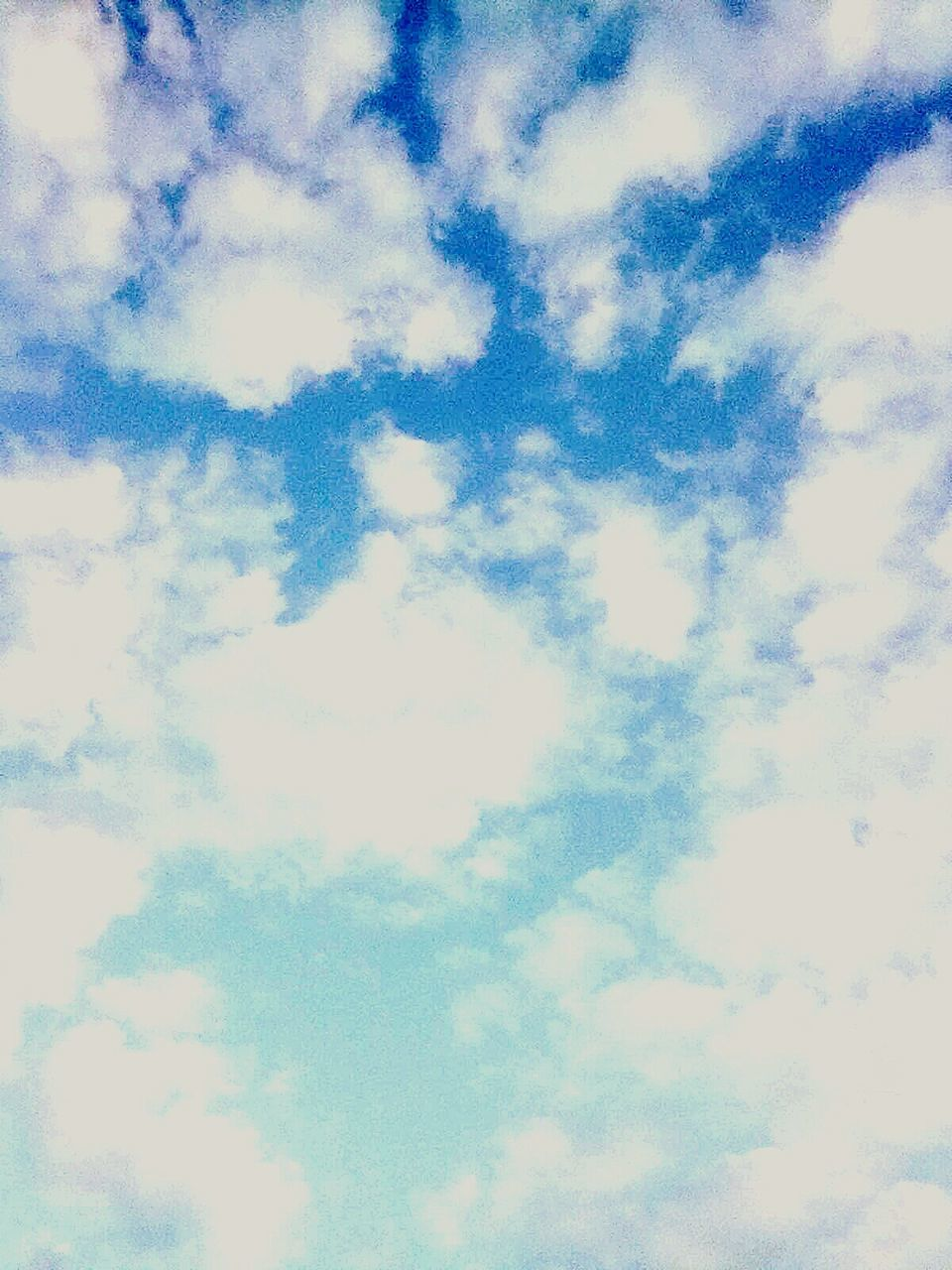 nature, sky, cloud - sky, backgrounds, beauty in nature, low angle view, full frame, tranquility, day, sky only, no people, outdoors, scenics, blue