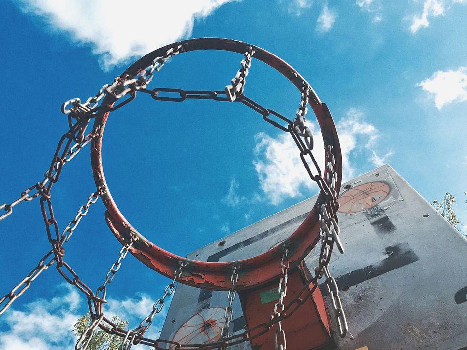 Beautiful stock photos of basketball, Basketball - Ball, Basketball - Sport, Basketball Hoop, Berlin