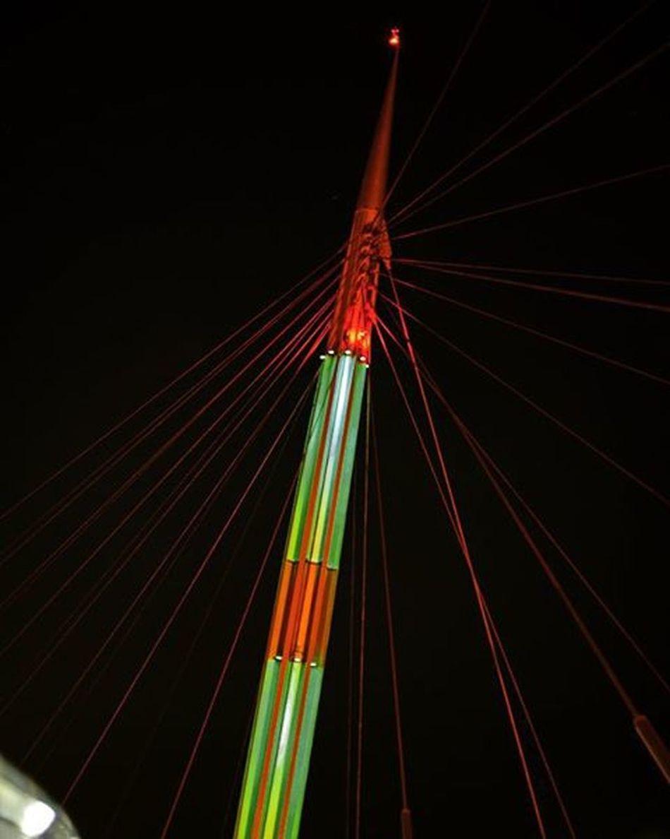 Pescara Igers_pescara Igers_montesilvano Igers_abruzzo Ponte_sul_mare Italy Italyiloveyou Sea Bridge_on_sea Light Light_color