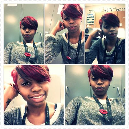 I be At schoolin Chillen ;)