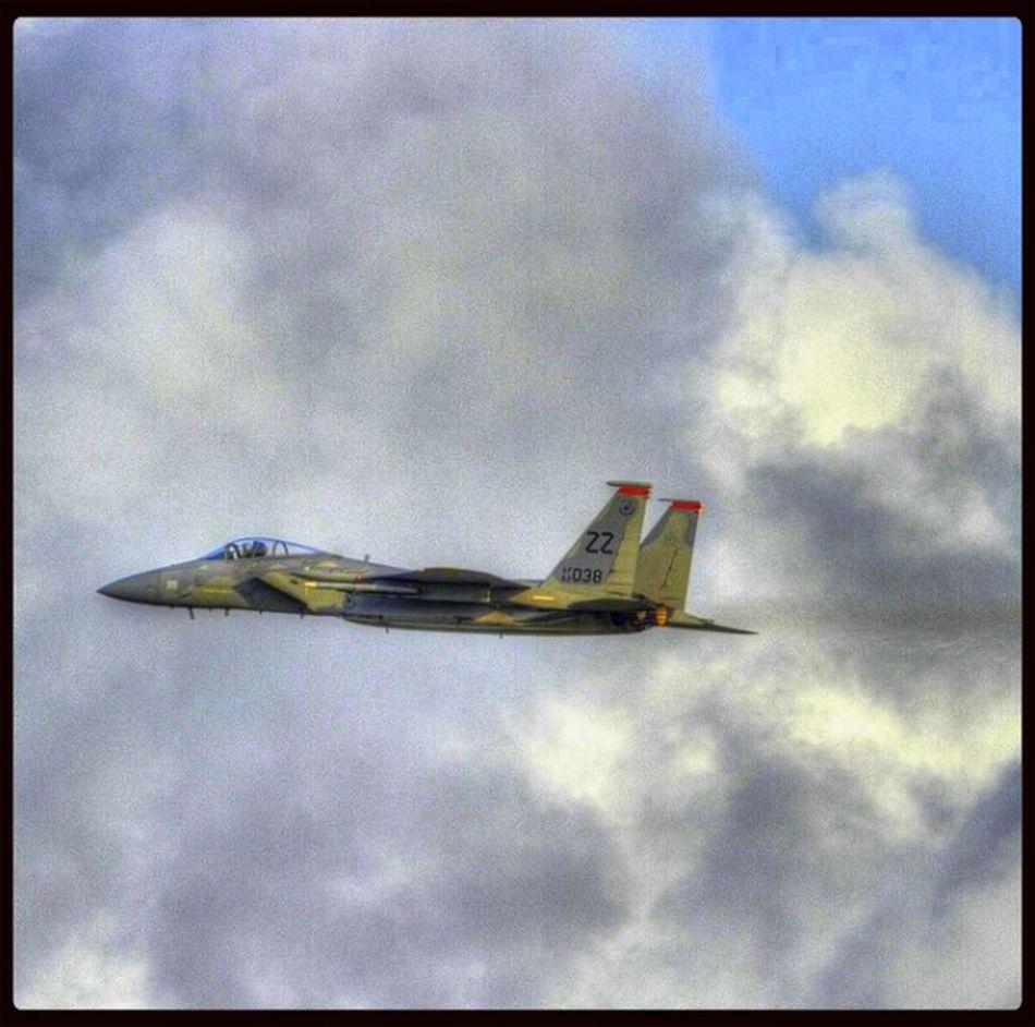 F15 Eagle USAF Kadena Air Base