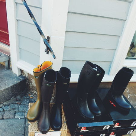 The Shop Around The Corner Shop Fashion Clothing Store Boots Footwear Foot Wear  Boot Boots And Jeans Norway Halden Shopping Time Shopping Street Shoppping Rubber Boots
