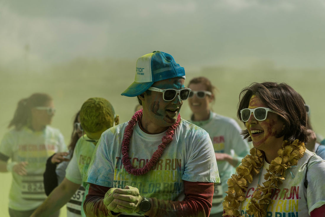 Casual Clothing Color Run Enjoyment France Fun Leisure Activity Lifestyles Paris Paris Je T Aime Paris, France