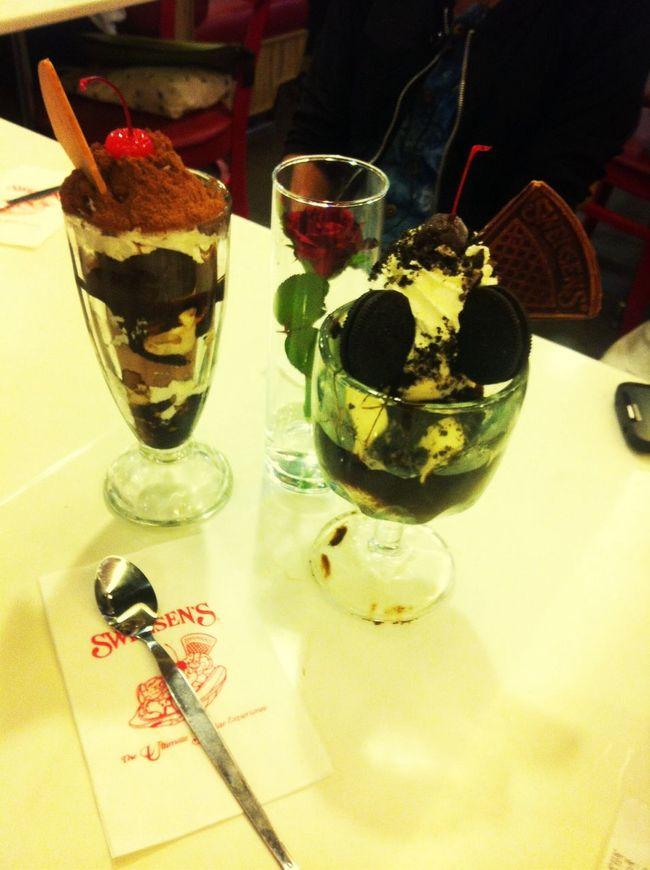 Ice Cream Sandwiches Food