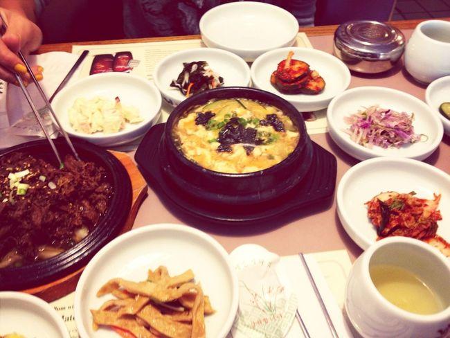 Koreans feast like Kings