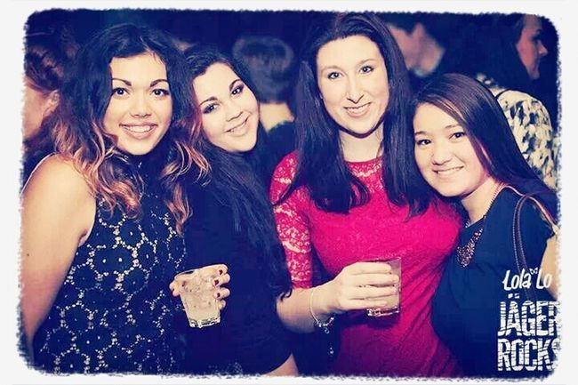 A night out with the lasses Clubbing Drinks! Girlnight Pretty♡