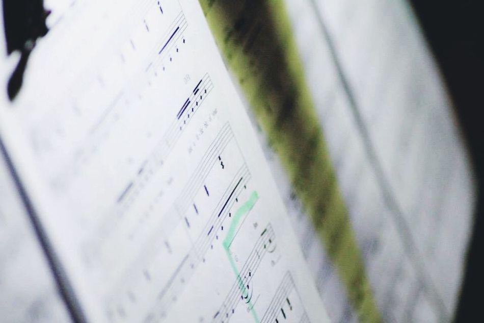 Homa Partition Note De Musique Studios Chante Ta Voie
