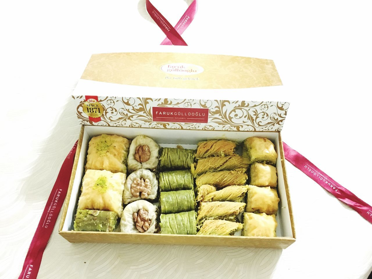Turkish Turkish Food Turkish Baklava Baklava Style Different Styles Enjoying Life Delicious ♡ Desirable ♥
