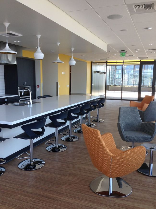 New student lounge Seattle