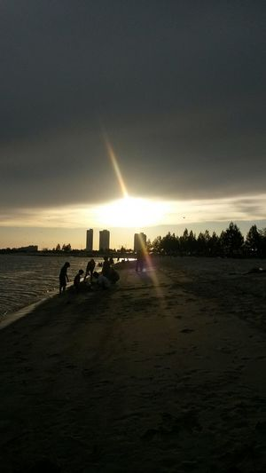 specifically for my followers,Thanks a lot.. Malaysia BEACH!  Thanks For Following Me! My Moments  @sunseet@