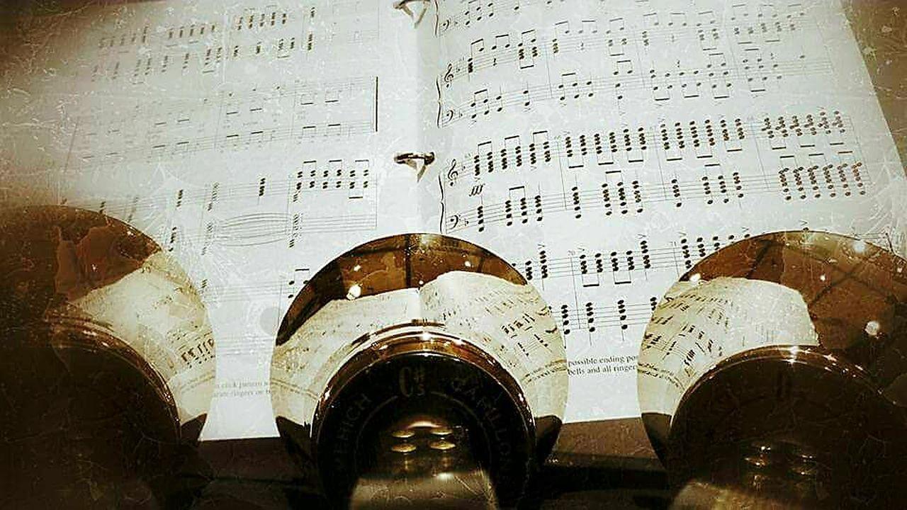 TakeoverMusic Handbells Winter Music Sounds Of The Season Choir Practice Sheet Music Grunge Filter