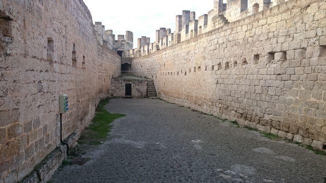 Otra parte del Castillo De Peñafiel