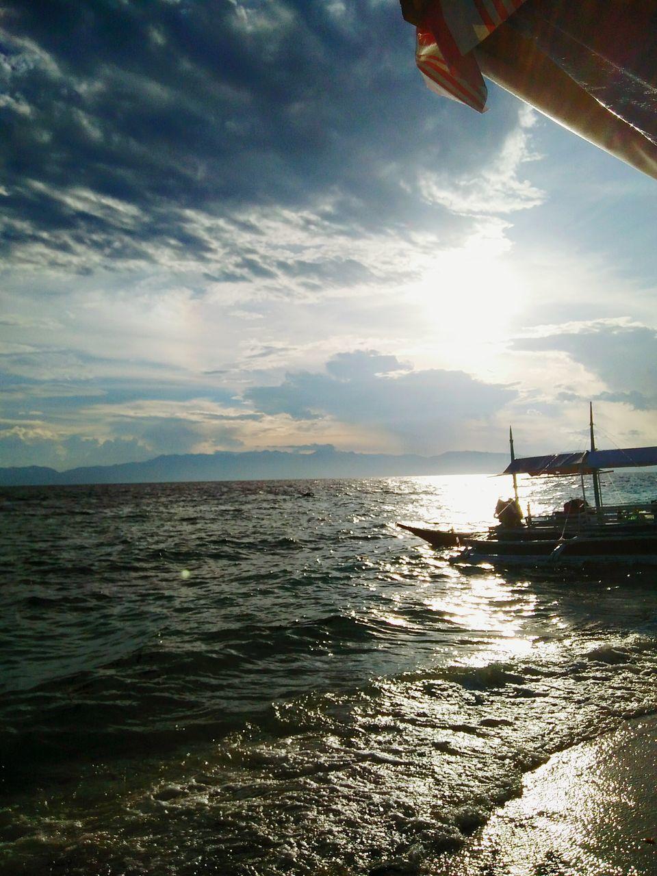 June 10, 2016 Cebu Nature Philippines Sea Sky