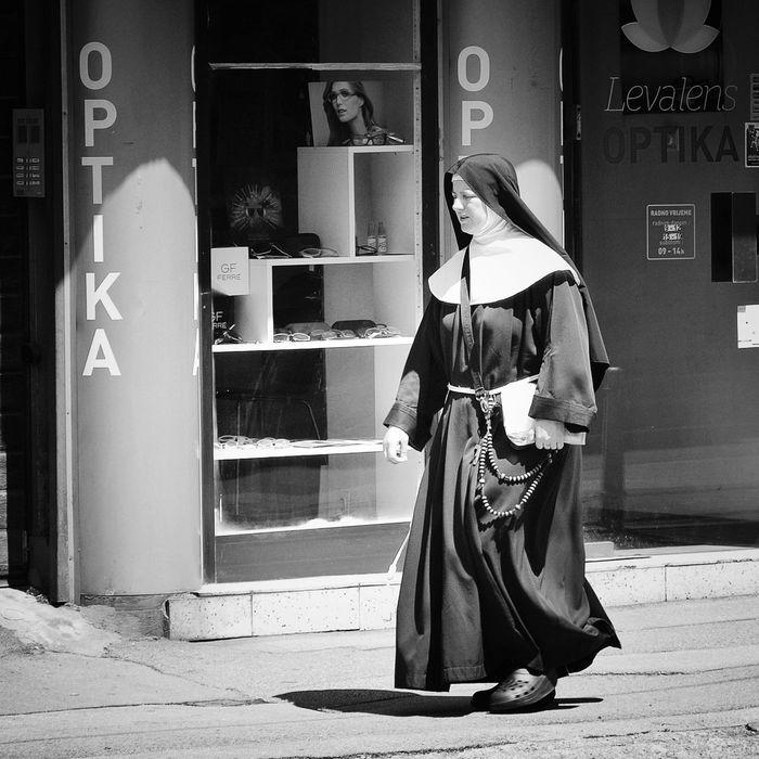 Streetphotography Blackandwhite Nikon 1 V1 EyeEm Best Shots - Black + White