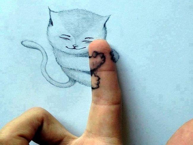 Cat Hang