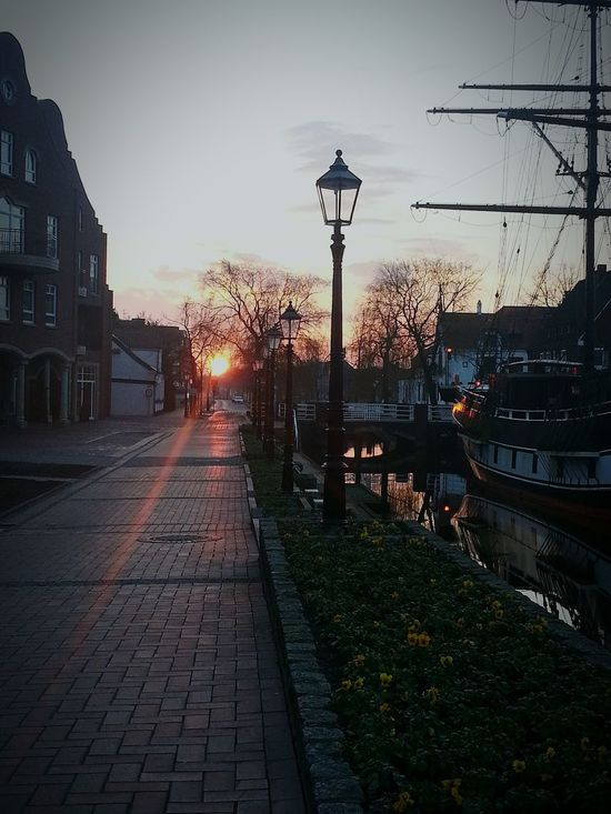 Landscape Streetphotography Getting Inspired Papenburg Photography Cold Outside Good Morning Sunshine Justsnapped