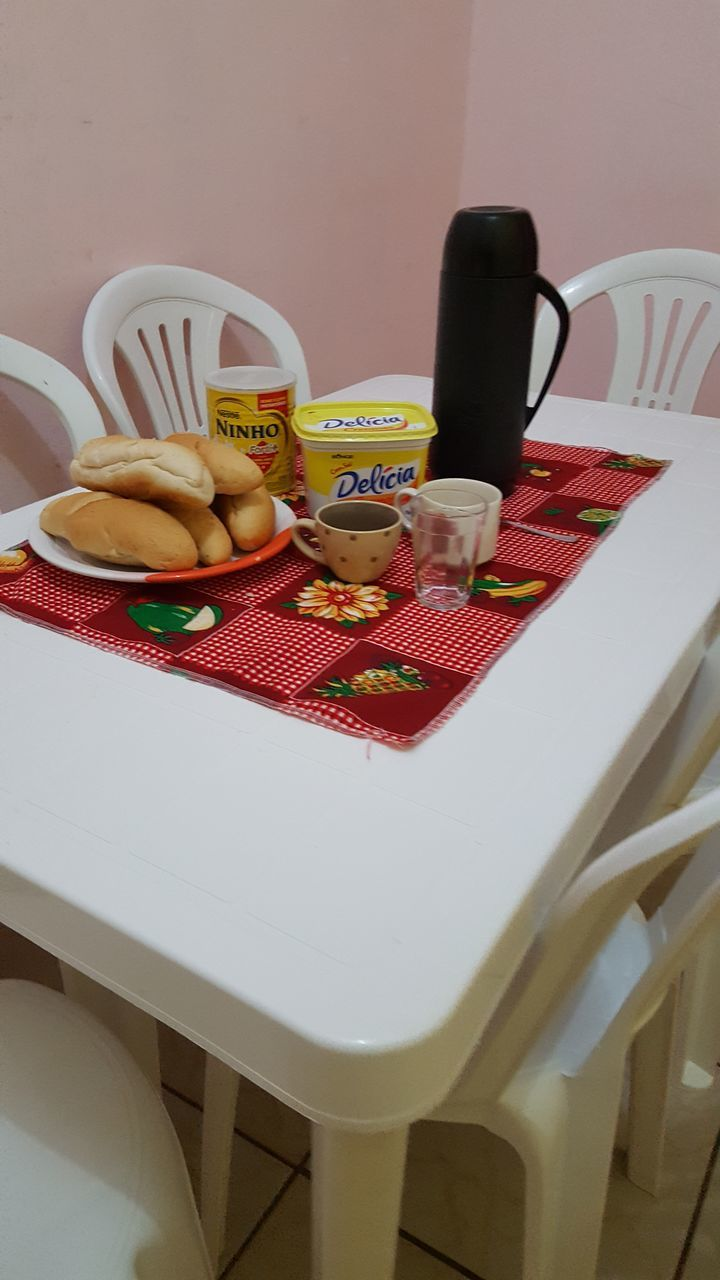 food and drink, table, text, food, sweet food, indoors, communication, plate, no people, ready-to-eat, freshness, day