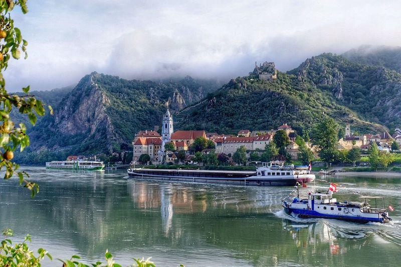 Dürnstein Donau Wachau