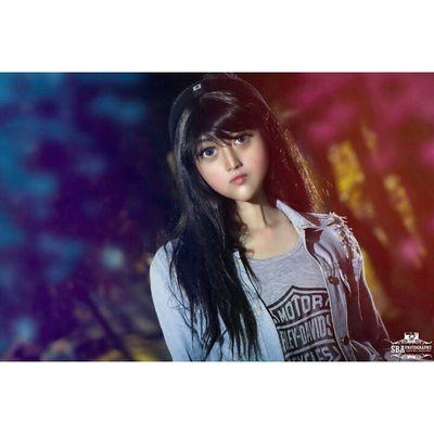 Vina Azuraa Di Fantasy Dollface Sbaphotography
