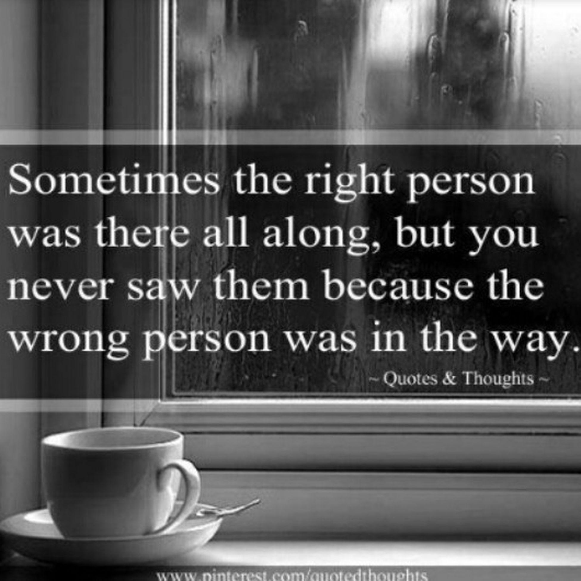 Seeking Mr.Right