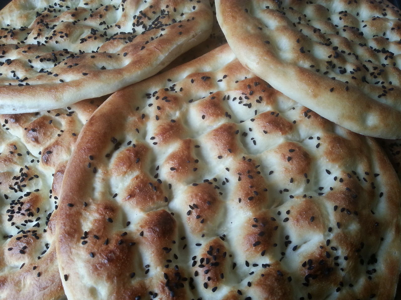 Arabic Bread Backgrounds Close-up Day Food Food And Drink Freshness Indoors  No People Ready-to-eat Selfmade