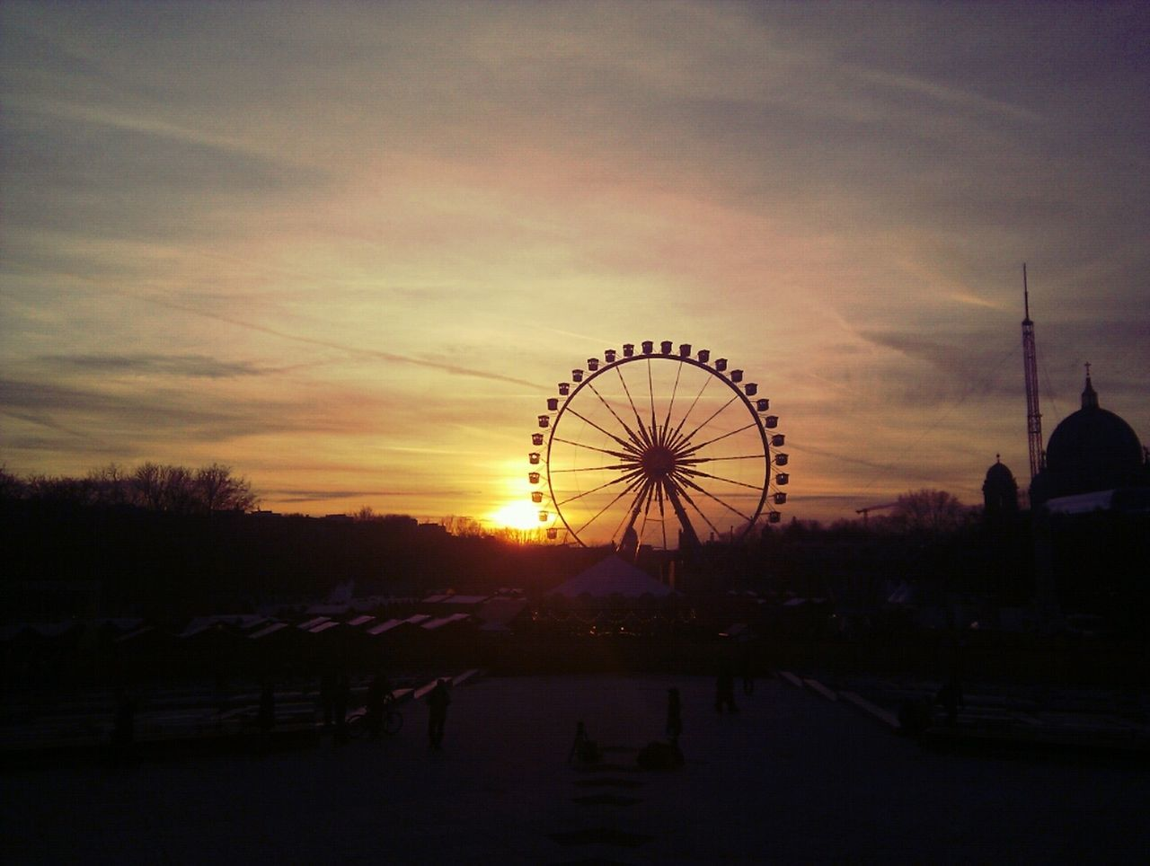 Beautiful stock photos of park, Amusement Park, Berlin, Ferris Wheel, Germany