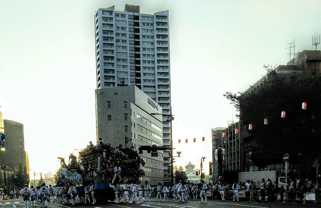 Japan of festival 「わっしょい百万夏祭り」今日明日二日間、間もなく始まるよ~(^○^)/ 小倉においでっちゃ👍 祭り Japan Festival Festival Mytown Taking Photos Kitakyushu Japan