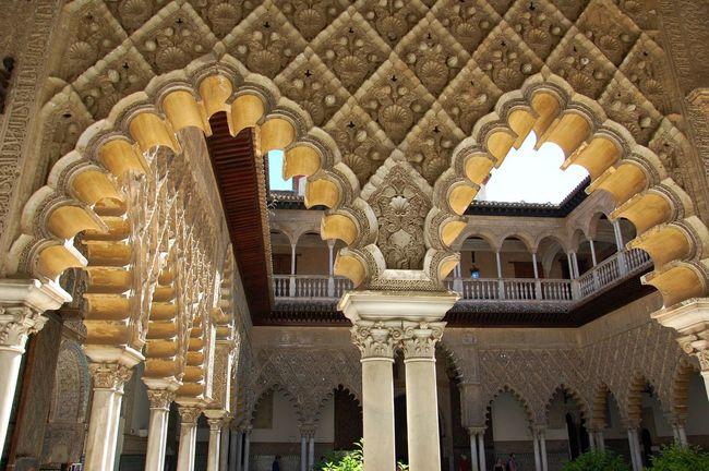 Real Alcazar de Sevilla Check This Out Sevilla Andalusia España Archtecture Alcazar Palace