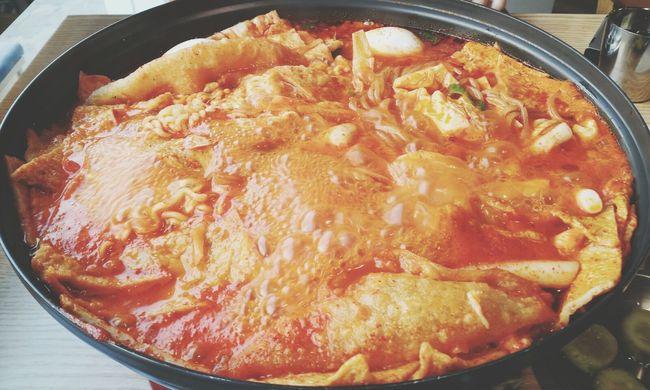 즉떡과 화덕은 환상의 짝꿍이었어요! 떡볶이 Spicy Ricecake
