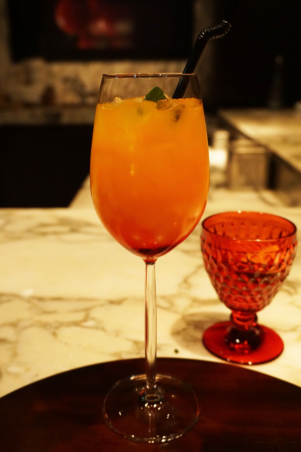 Alcohol Cocktail Drink Drinking Glass Juice Mandarin Oriental Tokyo Red Refreshment Restaurant The Pizza Bar On 38th Wineglass ジュース マンダリンオリエンタル東京 2016